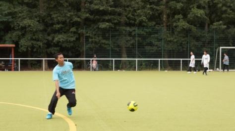 Sepak Bola pasca Ramadan