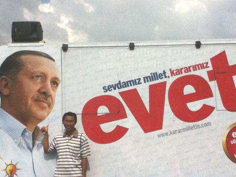 Me and Erdogan
