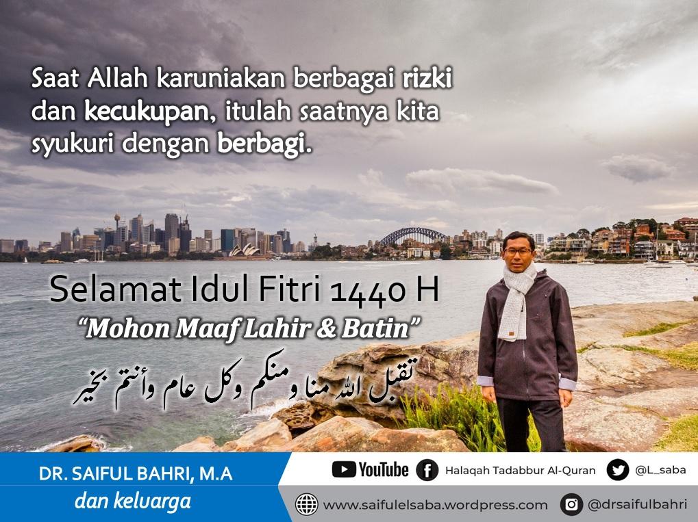 Dr Saiful Bahri Ma Dr Saiful Bahri Ma